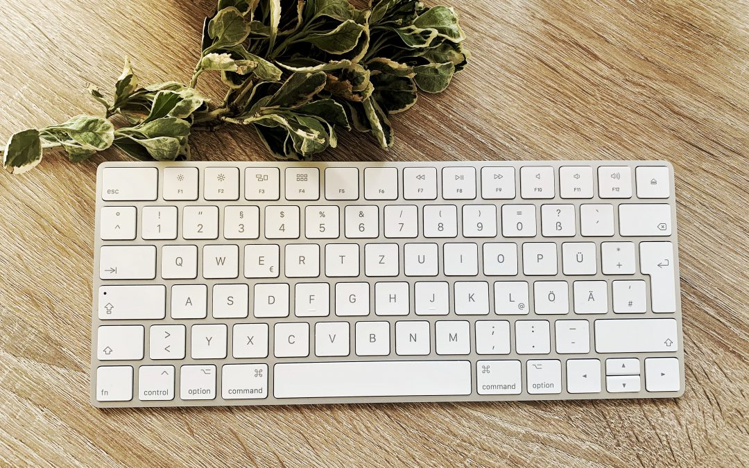 Wie eine simple Tastatur Dein Leben bereichern kann